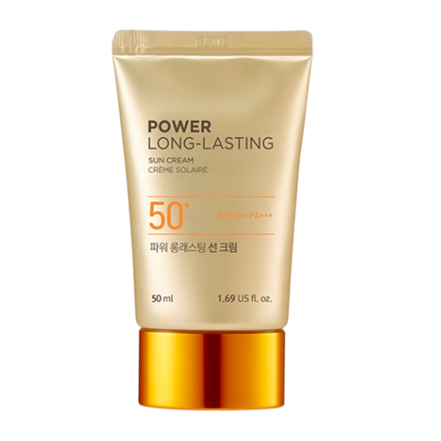 THE FACE SHOP ครีมกันแดด The Face Shop Natural Sun Eco Power Long Lasting Sun Cream 1
