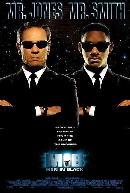 Sony Pictures Releasing Men in Black 1
