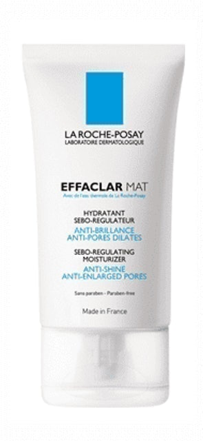 LA ROCHE-POSAY Effaclar MAT Sebo-Regulating Moisturizer 1