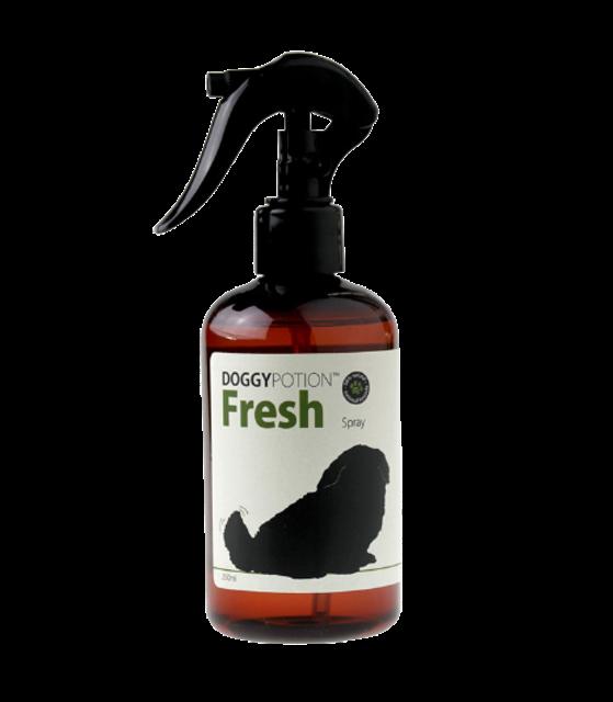Doggy Potion สเปรย์บำรุงขนสุนัข Fresh Spray 1