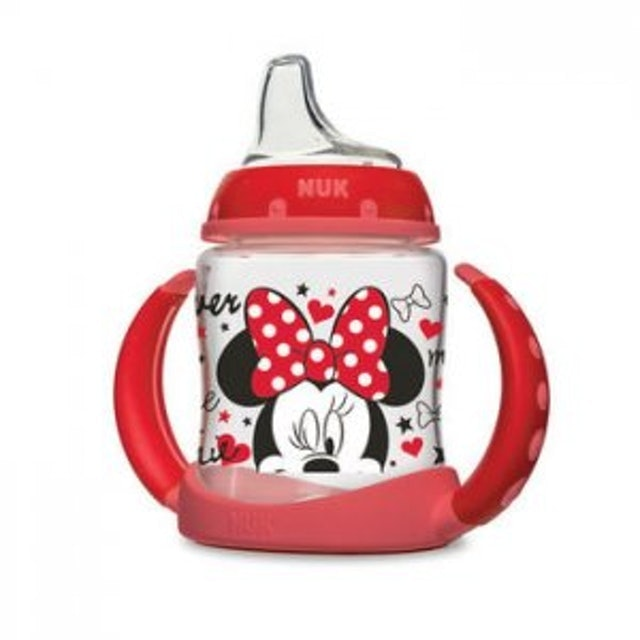 NUK Learner Cup Disney Minnie Mouse 1