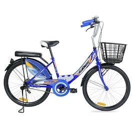 10 อันดับ จักรยานแม่บ้าน ยี่ห้อไหนดี ฉบับล่าสุดปี 2021 ทนทาน ขี่ง่าย มีแบบมีเกียร์ ไปจ่ายตลาดได้สบาย 2