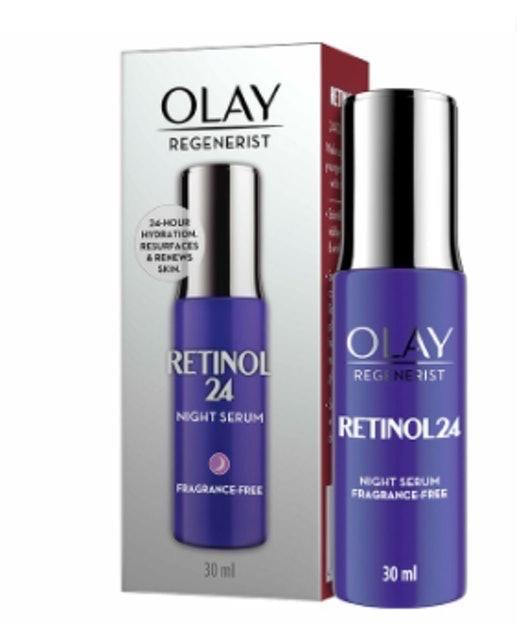 Olay Retinol 24 Anti-Aging Night Serum  1