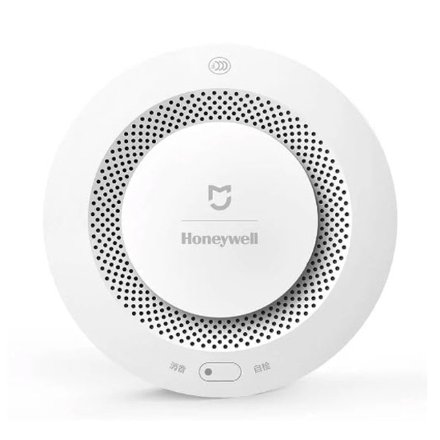 Xiaomi เซนเซอร์ตรวจจับควัน Honeywell Smoke Alarm Detector  1