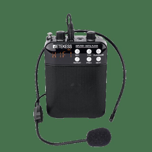 Retekess โทรโข่งแบบพกพา PM002 1