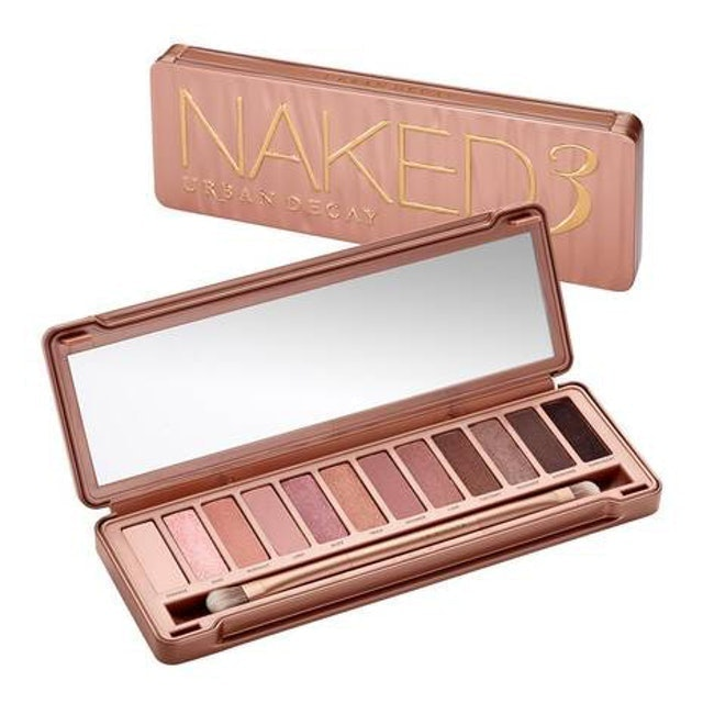 Urban Decay Naked 3 Eyeshadow Palette 1