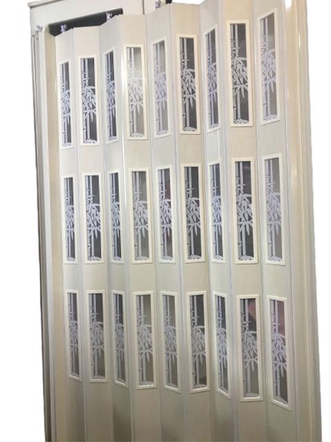 KACEE ฉากกั้นห้องญี่ปุ่น (แบบเจาะกระจก) รหัส TH85-708 1