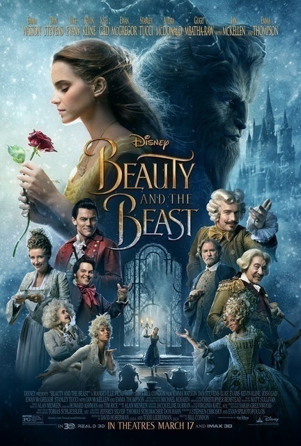 Walt Disney Pictures Beauty And The Beast 1