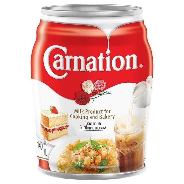 Carnation นมจืด สำหรับปรุงอาหารและเบเกอรี่ 1