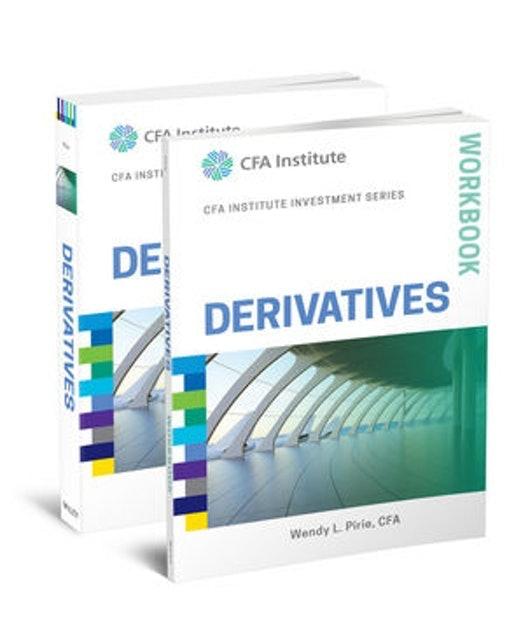 Wendy L. Pirie หนังสือเตรียมสอบ CFA Derivatives (CFA Institute Investment Series) 1st Edition 1