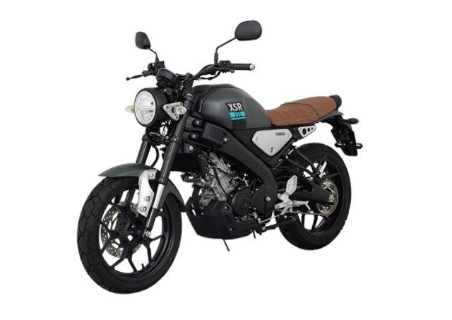 YAMAHA รถมอเตอร์ไซค์ Yamaha XSR155 (2021) 1