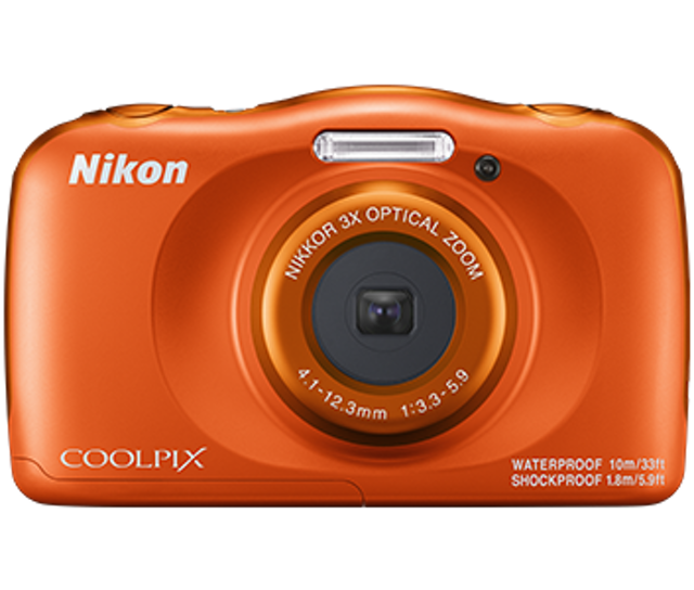 Nikon กล้องคอมแพค รุ่น COOLPIX W150 1