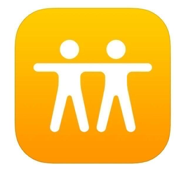 Apple Find My Friends 1