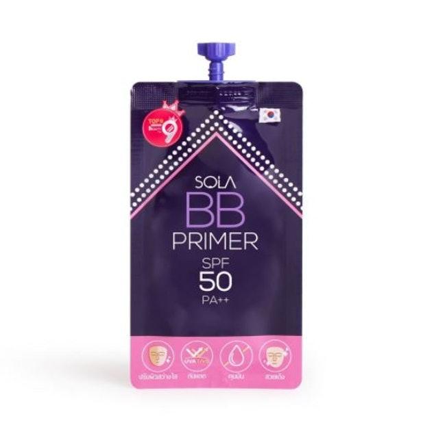 Sola  BB Primer SPF 50 PA++ 1