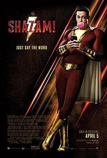Warner Bros. Pictures Shazam! 1