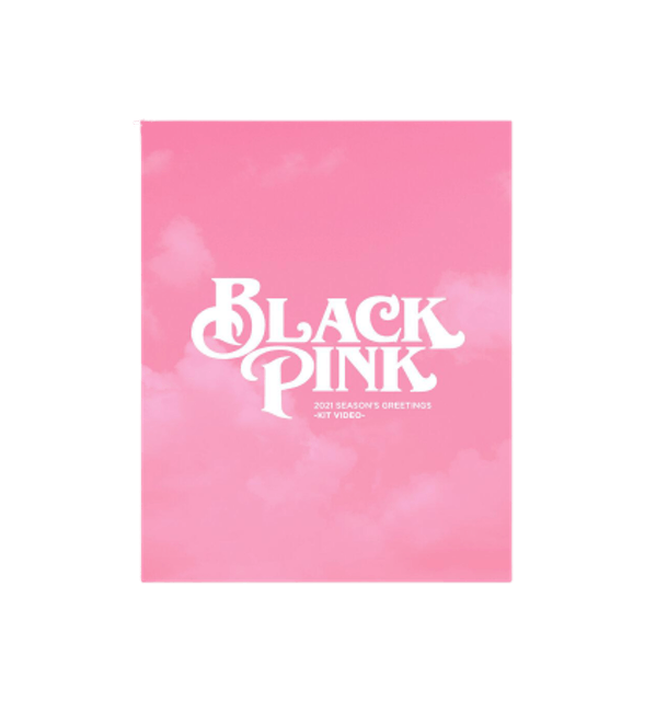 YG SELECT TH  BLACKPINK 2021 SEASON'S GREETINGS 1