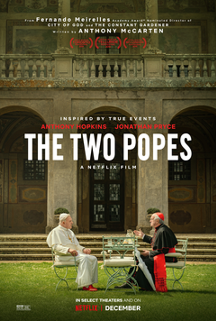 Netflix  The Two Popes 1