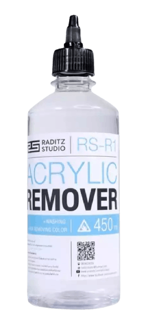 RADITZ STUDIO ทินเนอร์ RS R1 Acrylic Remover  1