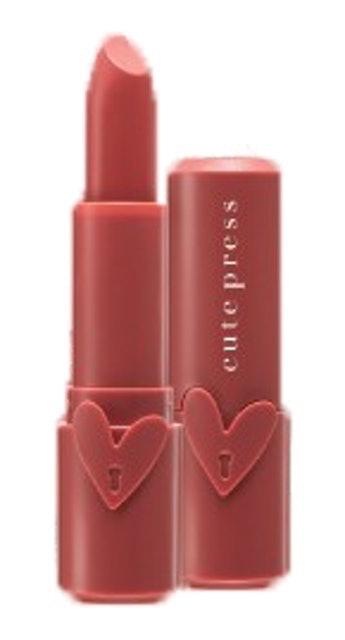 Cute Press Heart ID Creamy Lipstick 1