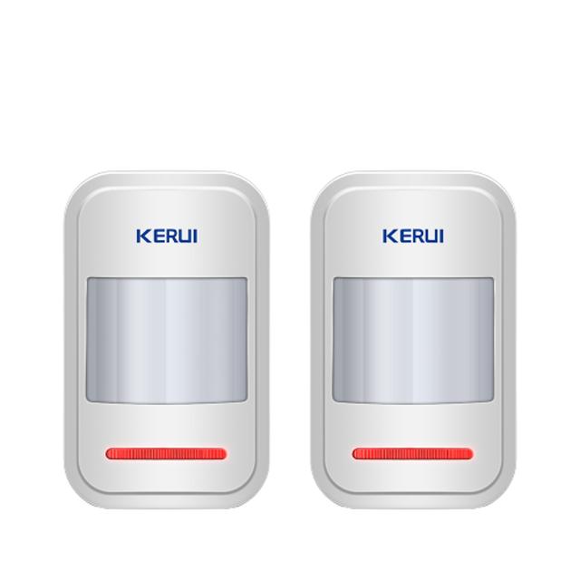 KERUI เครื่องตรวจจับความเคลื่อนไหวไร้สาย 1