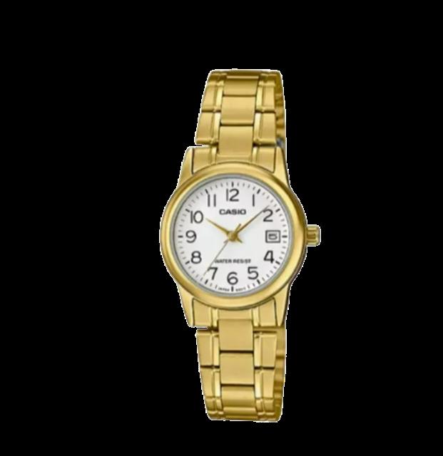 Casio นาฬิกา รุ่น LTP-V002G-7B2UDF 1