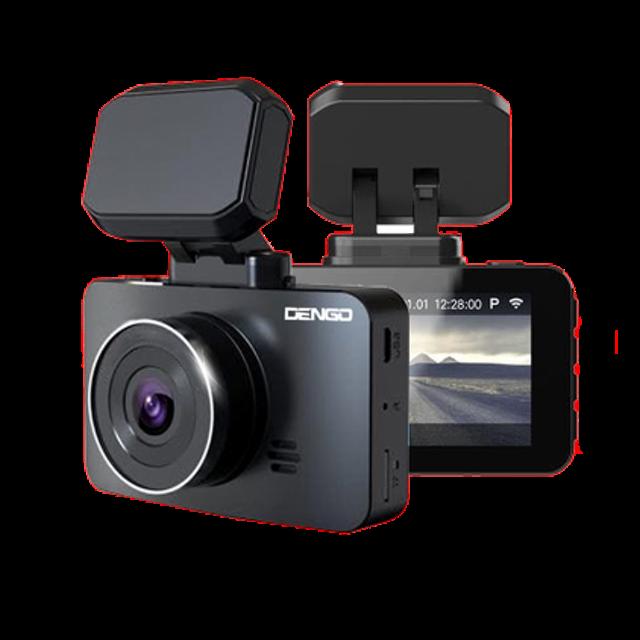 DENGO กล้องติดรถยนต์ Dengo รุ่น Moon Light X WIFI 1
