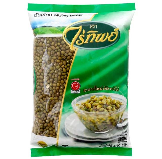 Raitip อาหารแก้ร้อนใน ถั่วเขียว 1