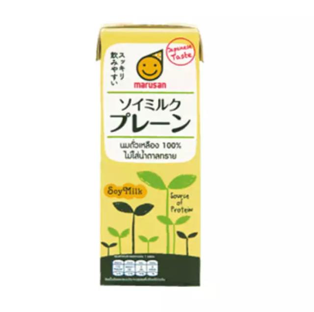 Marusan นมถั่วเหลือง 1