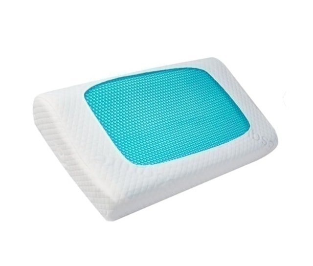 ESQUIRE Contour Gel Memory Foam 1