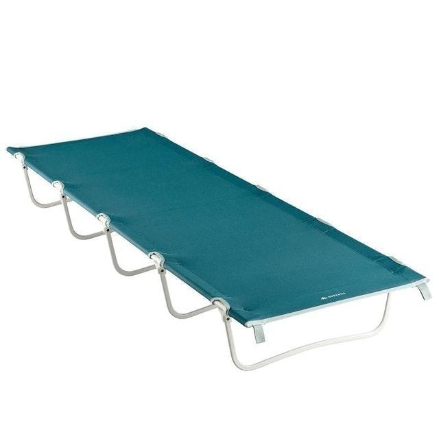 QUECHUA เตียงพับได้ เตียงสนาม รุ่น BASIC CAMP BED 1
