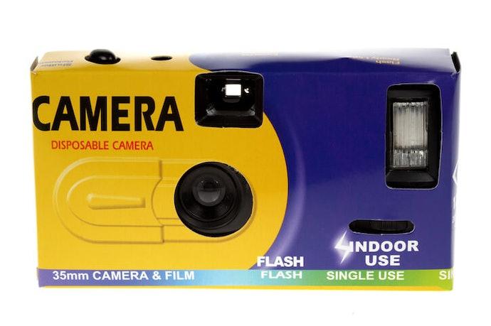 ถ้าไม่จริงจังมาก กล้องแบบใช้แล้วทิ้งก็น่าสนใจนะ!