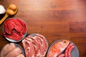 เลือกอาหารที่มีกลิ่นเนื้อสัตว์