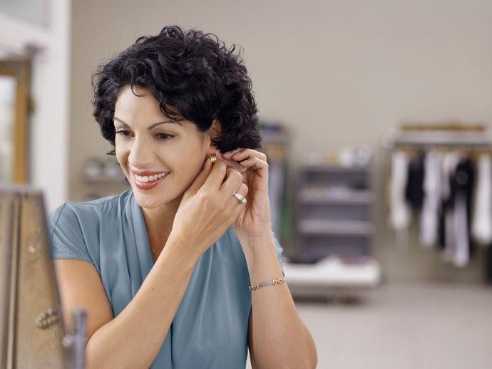 ต่างหูน้ำหนักเบาช่วยลดภาระของหูได้