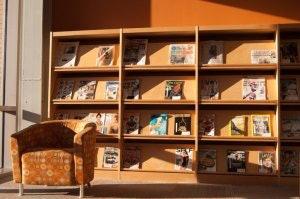 ประเภทตู้ที่สามารถจัดเก็บหนังสือไว้ด้านในได้