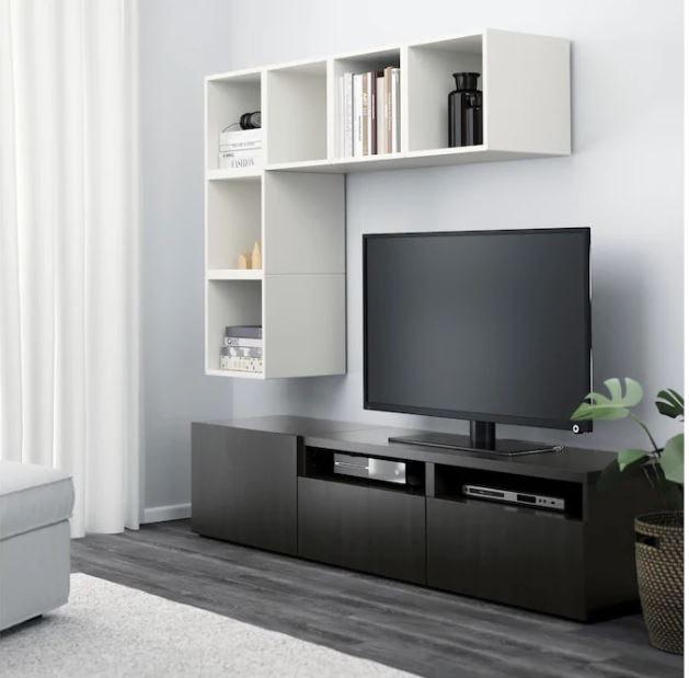 ประเภทชั้นวางทีวี (TV Sideboard)