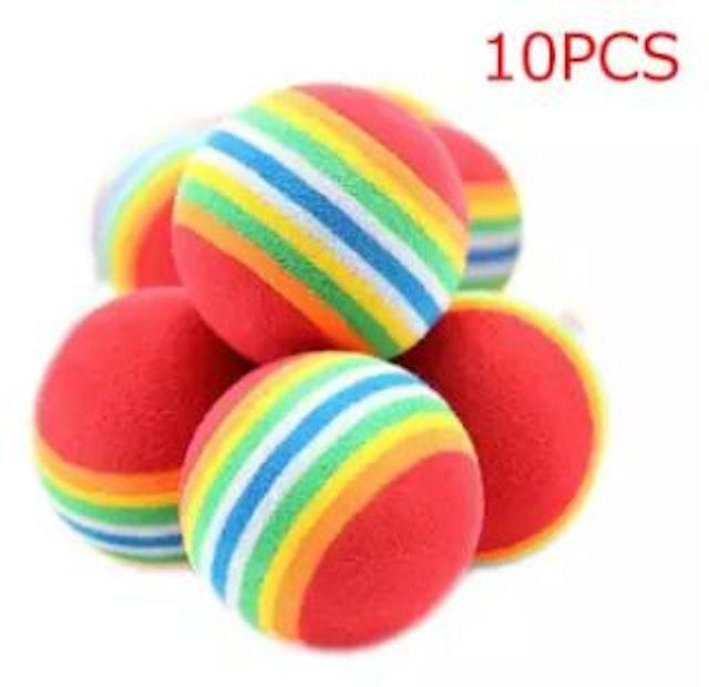 10. joyliveCY ลูกบอลสีรุ้ง รุ่น CW0038 1