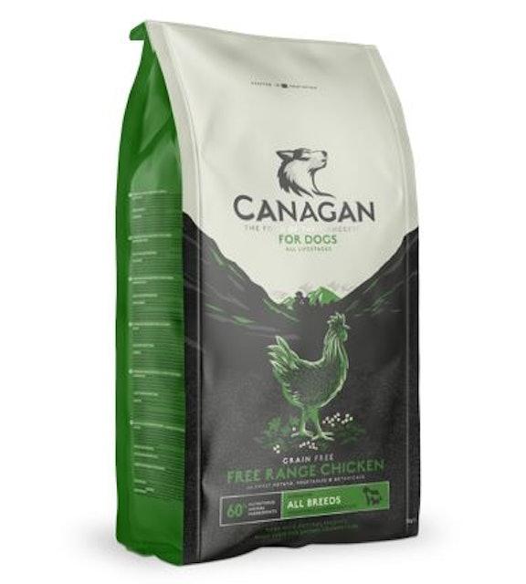 2. CANAGAN – Small Breed 1