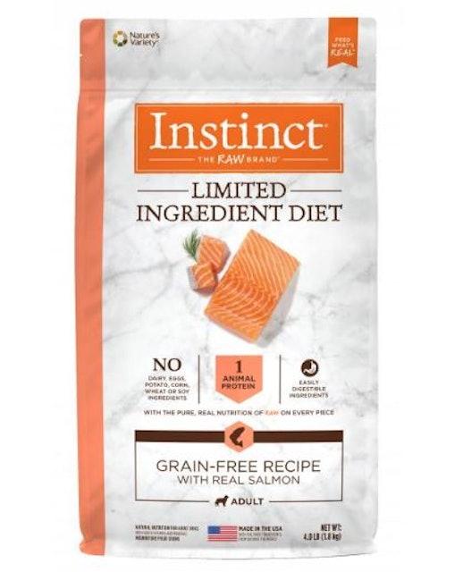 5. Instinct – Limited Ingredient Diet Grain-Free Recipe 1
