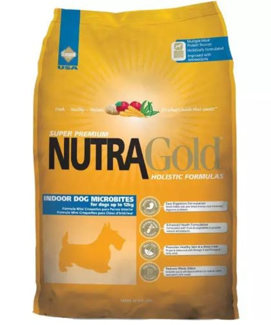7. Nutra Gold – Small Breed 1