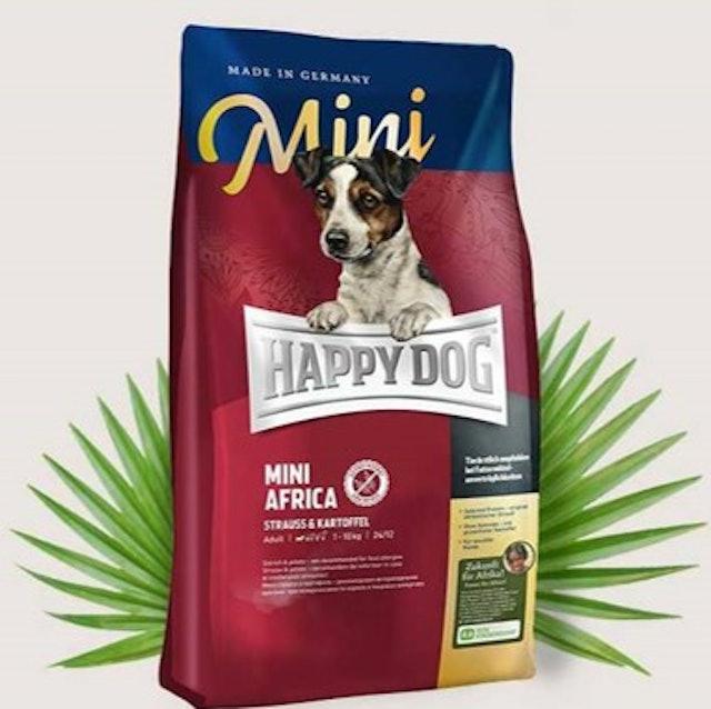 6. Happy Dog – Mini Africa 1