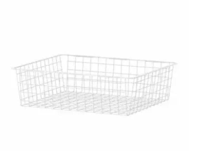 9. IKEA – Wire Basket 1