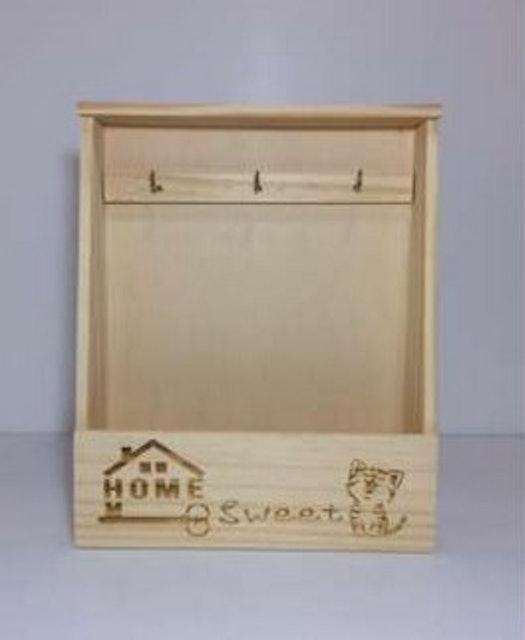 7. GoodMorning ที่แขวนกุญแจรูปกล่อง 1