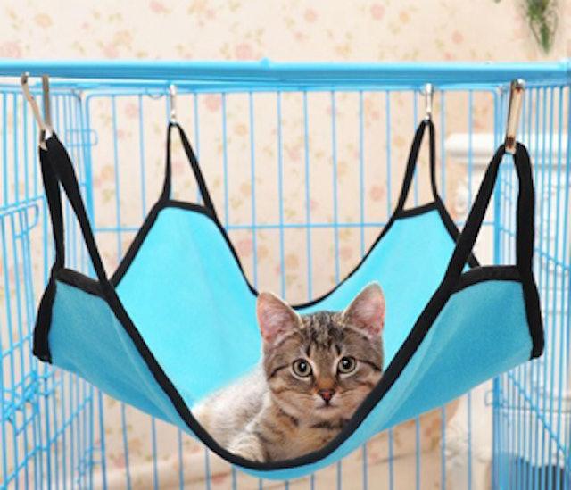 3. No Brand – เปลแมวสำหรับแขวนในกรง 1