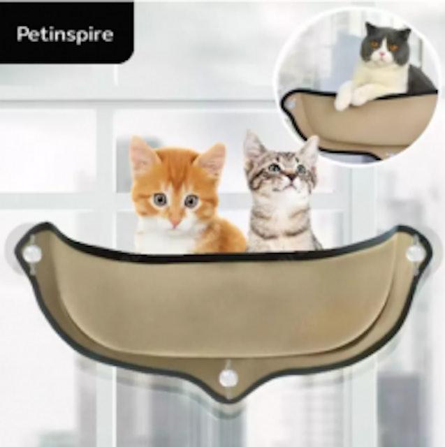 4. Petinspire – เปลแมวรูปปลา 1