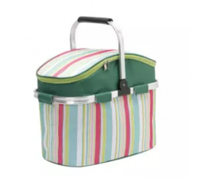 2. GoodGreat – Portable Outdoor Picnic Basket 1