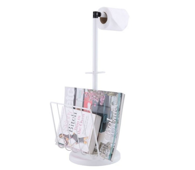 3. Index Living Mall – Barnon Roll Paper + Magazine Holder 1