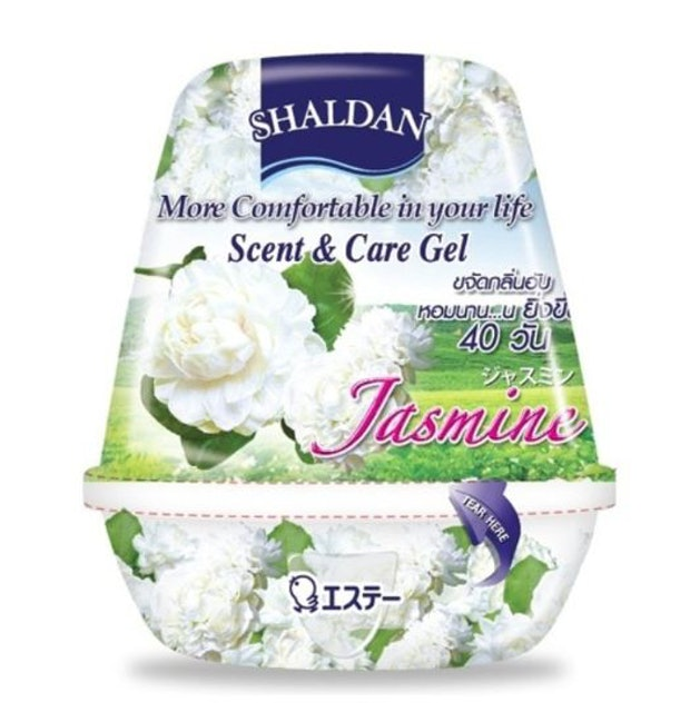 9. SHALDAN Scent & Care Gel JASMINE 1