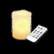 10 อันดับ เทียน LED ยี่ห้อไหนดี ฉบับล่าสุดปี 2020 ใช้สำหรับวางในห้องพระ ช่วยสร้างบรรยากาศอันอบอุ่น