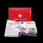 10 อันดับ ชุดปฐมพยาบาลเบื้องต้น มีอะไรบ้าง ฉบับล่าสุดปี 2021 First Aid Kit ยาและอุปกรณ์ที่จำเป็นครบ มีแบบพกพาได้